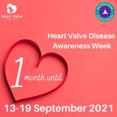 International Heart Valve Disease Awareness Week 2021