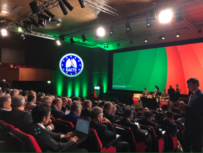 EACTS conference afternoon 2019