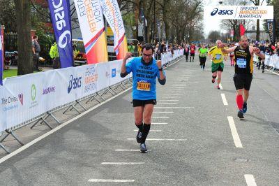 Mike Addelman at the Manchester Marathon.jpg