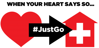 When your heart says so, Just Go